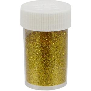 Třpytky - zlaté, 20 g