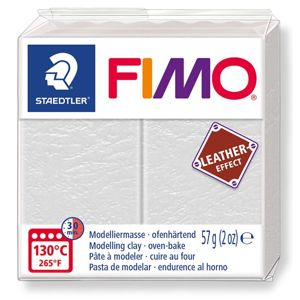 FIMO LEATHER efekt - slonovinová