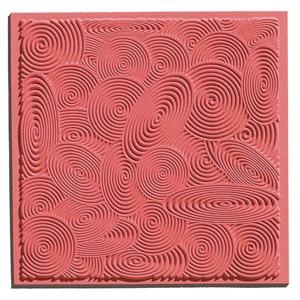 CERNIT polymerová textura - spirály