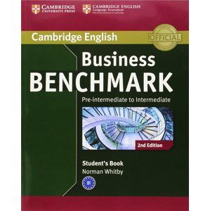 Business Benchmark 2nd edition Pre-Intermediate Student´s Book - Whitby Norman
