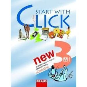 Start with Click NEW 3 - učebnice - Šádek J.,Karásková M.