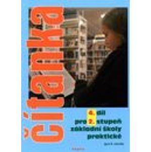 Čítanka pro II. stupeň (původní) ZŠ praktické IV. díl ( 9.r.) - Vladimíra Gebhartová,  Martin Gregor