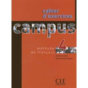 Campus 4 - Chaier dexercices - Courtillon, Janine