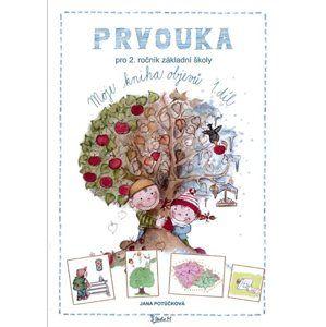 Prvouka 2. ročník 1. díl - Moje kniha objevů /nové vydání/ - Ing. Jana Potůčková