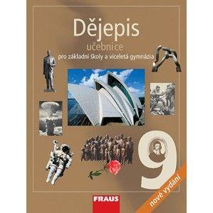 Dějepis 9 pro ZŠ a víceletá gymnázia - učebnice (nové vydání) - kolektiv autorů