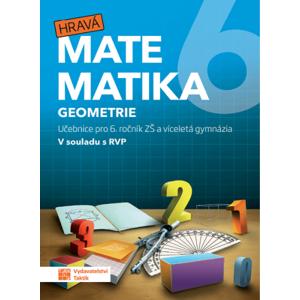 Hravá matematika 6 - učebnice 2.díl (Geometrie)