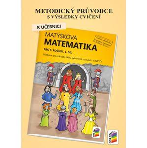 Matýskova matematika pro 5.ročník, 1.díl - metodický průvodce