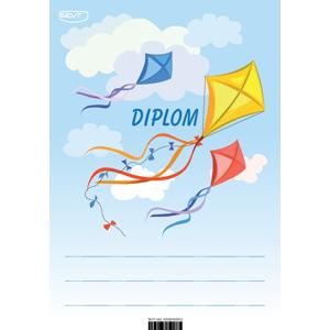 Diplom A5 Draci na podzim