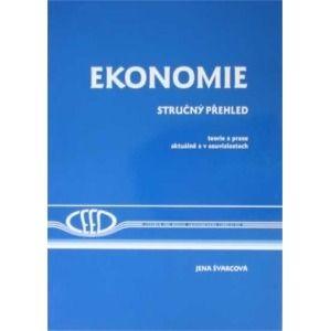 Ekonomie - stručný přehled 2017/2018 - učebnice - Doc.Ing. Jena Švarcová,Ph.D.