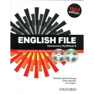 English File Third Ed. Elementary Multipack B - Latham-Koenig Gh., Oxenden C.
