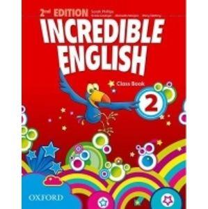 Incredible English 2. Ed. 2 Class Book