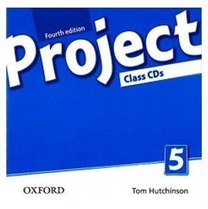 Project 5 - Fourth Edition - Class Audio CD