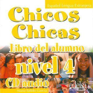 Chicos Chicas 4 - CD - Salido García Nuria