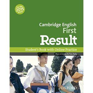 Cambridge English First Result - Student´s Book with Online Practice Test - Davies, P. A. - Falla, T.