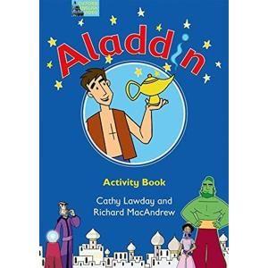 Aladdin Activity Book - Fairy Tales Video
