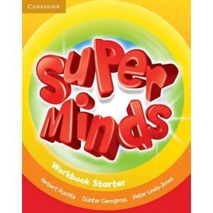 Super Minds Starter Workbook - Puchta, Herbert; Gerngross, Gunter; Lewis-Jones, Peter