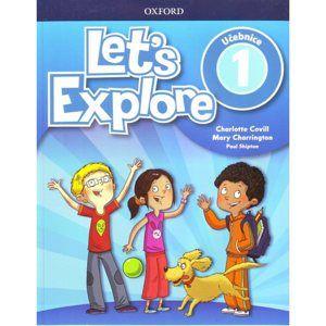 Let's Explore 1 - Student's Book CZ