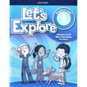 Let's Explore 1 - Workbook CZ