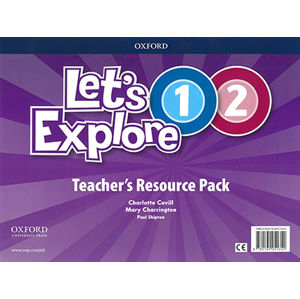 Let's Explore 1-2 - Teacher's Resource Pack CZ
