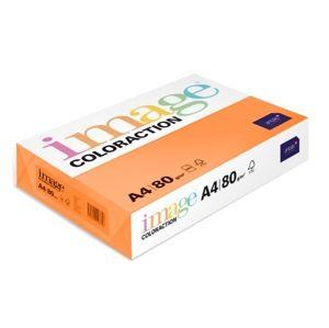 Coloraction A4 80 g 500 ks - Amsterdam/cihlově oranžová