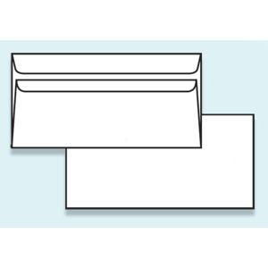 Obálka DL samolepicí přehybová, bez okénka