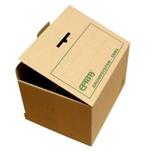 EMBA Archivační krabice pro uložení 5 archivních boxů A4