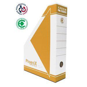 CAESAR OFFICE Archivační box zkosený - Phoenix