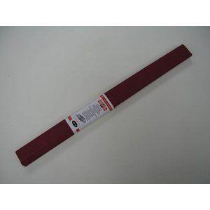 Koh-i-noor Krepový papír barva 30 vínová