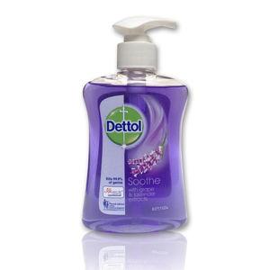 Dettol Levandule antibakteriální mýdlo - 250 ml