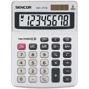 Kalkulačka Sencor SEC 377/ 8