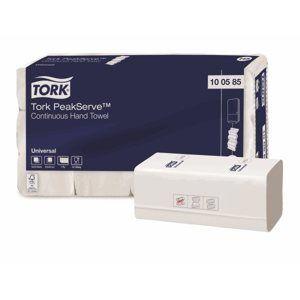 Tork PeakServe®100585 navazující papírové ručníky ( 12 bal x 410 ks )