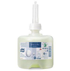 Tork Mini 420652 - luxusní tekuté mýdlo na vlasy a tělo (ks)