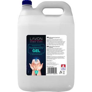 Lavon hygienický gel na ruce - 5 L