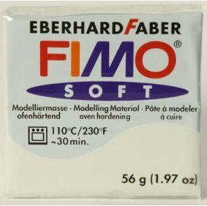 Modelovací hmota FIMO soft 56 g - 80 šedá