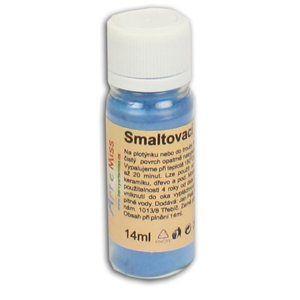 Smaltovací prášek 10g - barva světl.modrá
