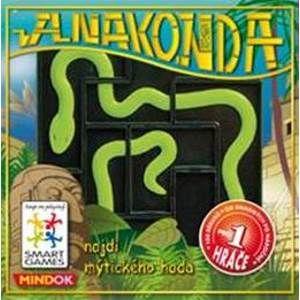 Anakonda - SMART logická hra - Raf Peeters