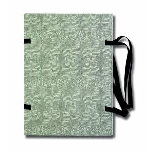 HIT Spisové desky s tkanicí A4 - Hadí kůže