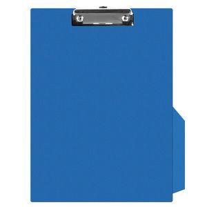 Donau Psací podložka s klipem A4 PVC - modrá