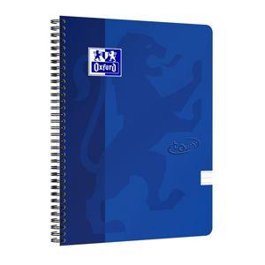 Oxford Nordic Touch Zápisník A4+ 70 listů, linkovaný - modrý