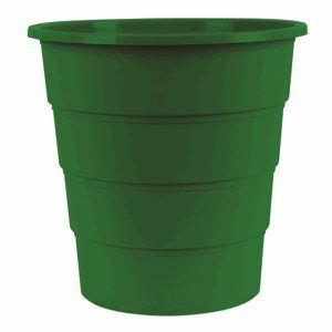 Odpadkový koš PP 16 l - zelený
