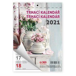 Stil Kalendář trhací nástěnný A6 2021