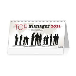Kalendář stolní 2021 - Top Manager
