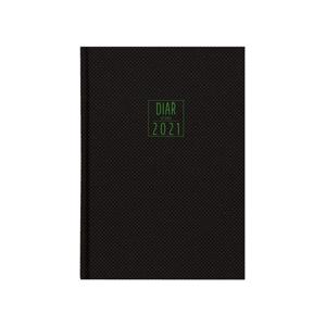 Diář 2021 A5 denní - OXY Man Nadir černá
