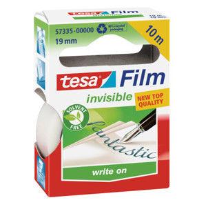 Tesa Lepicí páska Invisible 19 mm × 10 m popisovatelná