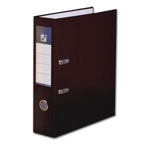 PP Pákový pořadač plastový A4 PP 7 cm - černý