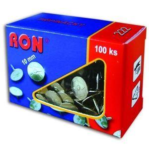 RON Připínáčky 10 mm - 100 ks