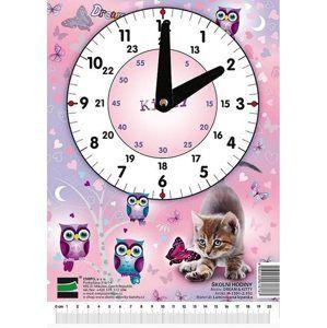 Školní hodiny Emipo - Kitty / Dream