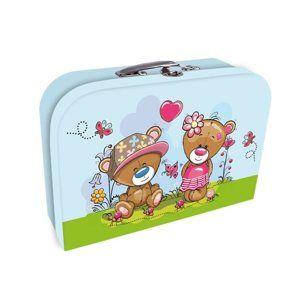 Dětský kufřík Méďové