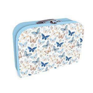 Dětský kufřík Motýlci