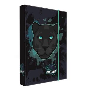 Desky na sešity s boxem A4 - Panter 2020